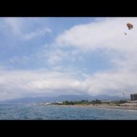 8/30/2017 tarihinde Samet A.ziyaretçi tarafından Club Paradiso Hotel & Resort (Beach)'de çekilen fotoğraf