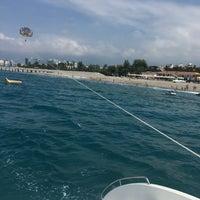 6/17/2017 tarihinde Samet A.ziyaretçi tarafından Club Paradiso Hotel & Resort (Beach)'de çekilen fotoğraf