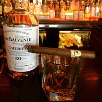 Photo taken at Prime Cigar & Wine Bar by Jim B. on 2/17/2015
