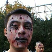 Photo taken at Zombie Apocalypse by Teuh C. on 10/27/2012