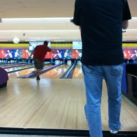 Photo taken at Uncle Sam Lanes by William S. on 3/13/2013