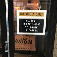 Foto tirada no(a) The Wooly Daily por Chase V. em 1/31/2018