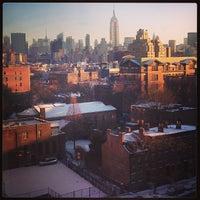 2/3/2013에 Lauren E.님이 NYU Greenwich Residence Hall에서 찍은 사진
