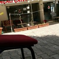 Photo taken at Karaçalı Çay Evi by Onur C. on 8/11/2015