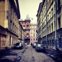 Снимок сделан в Разночинный Петербург пользователем Serge_at 3/30/2013