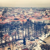 Photo taken at Gediminas' Tower of the Upper Castle by Serge_at on 1/2/2013