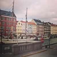 Photo taken at Nyhavnsbroen by Serge_at on 12/22/2012