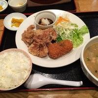 Photo taken at 武屋食堂 仙台中央店 by せいじ on 10/12/2014