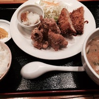 Photo taken at 武屋食堂 仙台中央店 by せいじ on 11/23/2014