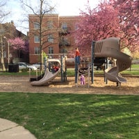 Photo taken at DeMun Park by Left Eye on 4/19/2014