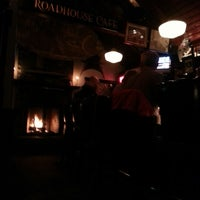 Photo taken at Roadhouse Cafe by Serge on 1/10/2013