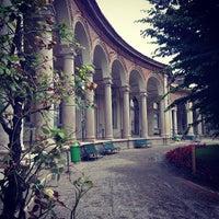 Photo taken at Rotonda della Besana by Marina F. on 6/29/2013