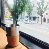 Photo taken at 9 coffee roasters by Sun R. on 7/3/2017