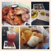 Photo taken at Buffalo Wild Wings Grill & Bar by Minako Y. on 4/22/2013