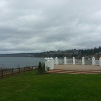 Photo taken at Steilacoom, WA by Minako Y. on 2/13/2013