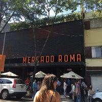 Foto tomada en Mercado Roma por Clauari A. el 4/4/2015