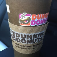Photo taken at Dunkin' Donuts by Shirley RN on 8/25/2015