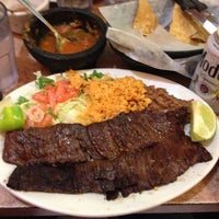 Photo taken at Nuevo Leon Restaurant by Shirley RN on 11/17/2012