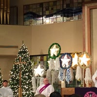 Photo taken at Our Lady of Mount Carmel by Shirley RN on 12/21/2015