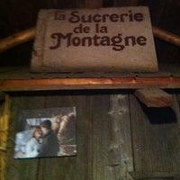 Photo taken at Sucrerie De La Montagne by Jeff P. on 6/16/2013