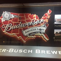 Photo taken at Anheuser-Busch Brewery Experiences by Valerie S. on 6/17/2017