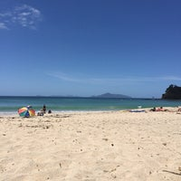 Photo taken at Langs Beach by Justine C. on 1/2/2015