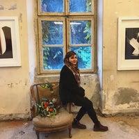 10/30/2016 tarihinde Hande O.ziyaretçi tarafından Ortaköy Eski Yetimhane'de çekilen fotoğraf