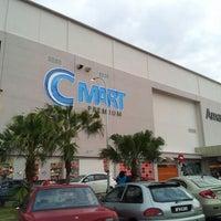 Photo taken at Amanjaya Mall by Daniel A. on 2/20/2013