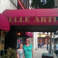 Photo taken at Belle Arti Ristorante by Amanda F. on 7/21/2013