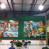 Photo taken at Terminal Rodoviário Internacional de Itajaí (TERRI) by Vera A. on 4/1/2013
