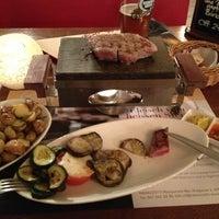 Photo taken at Restaurant Ramazzotti by Albert S. on 3/18/2014