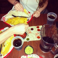 Photo taken at Tijuana Flats by Stacy A. on 2/23/2013