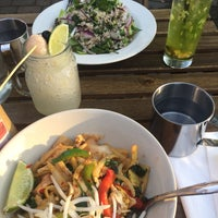 Photo taken at Mee-Sen Thai Eatery by Stacy A. on 4/27/2018