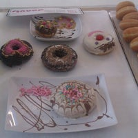 Photo taken at Donutspot by Alexander N. on 7/20/2013