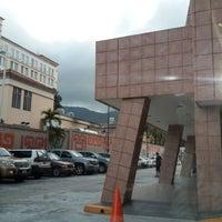 Photo taken at Banco de Occidente by David C. on 6/25/2013