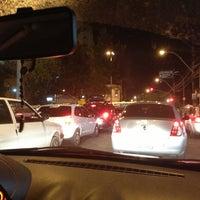 Photo taken at Avenida Joana Angelica by Bruno D. on 2/26/2013