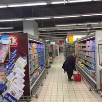 Photo taken at Carrefour Market hammamet nord by Ons Z. on 4/5/2017