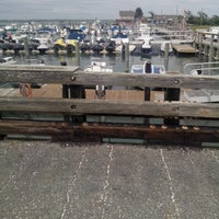 Photo taken at Jerry's Fishing Pier (circa 1984-88 by Denise B. on 7/20/2014