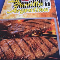 Photo taken at La Parrilla Argentina by Sergio A. on 10/15/2015