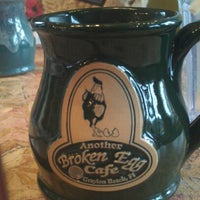 Photo taken at Another Broken Egg Cafe by Matthew T. on 12/12/2012