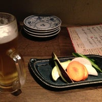 Photo taken at こころ by Reiko A. on 7/16/2013