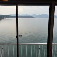 Photo taken at 夕景の宿 海のゆりかご 萩小町 by なおちん@こいよ。 on 9/2/2016