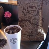 Photo taken at Chipotle Mexican Grill by Jay C. on 11/7/2012
