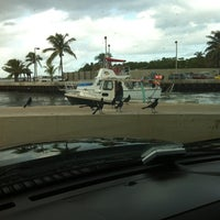 Photo taken at Boynton Beach Inlet by Jay C. on 11/15/2012