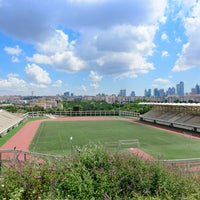 Foto tirada no(a) İTÜ Stadyumu por İTÜ em 7/31/2015