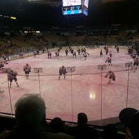 Photo taken at Worcester Sharks by Ashley R. on 2/2/2013