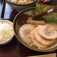 Photo taken at 手打ちらーめん まるとく by yos1996 よ. on 11/4/2016
