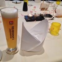 Photo taken at Restaurant unvergESSlich by yos1996 よ. on 5/20/2015