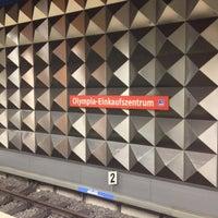 Das Foto wurde bei Olympia-Einkaufszentrum (OEZ) von yos1996 よ. am 12/8/2012 aufgenommen