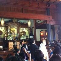 Photo taken at Comunidade Budista Nitirensyu do Brasil by Welington T. on 3/3/2013
